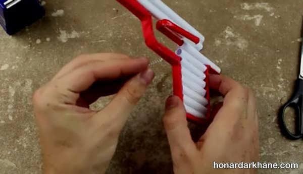 روش ساخت تفنگ کاغذی