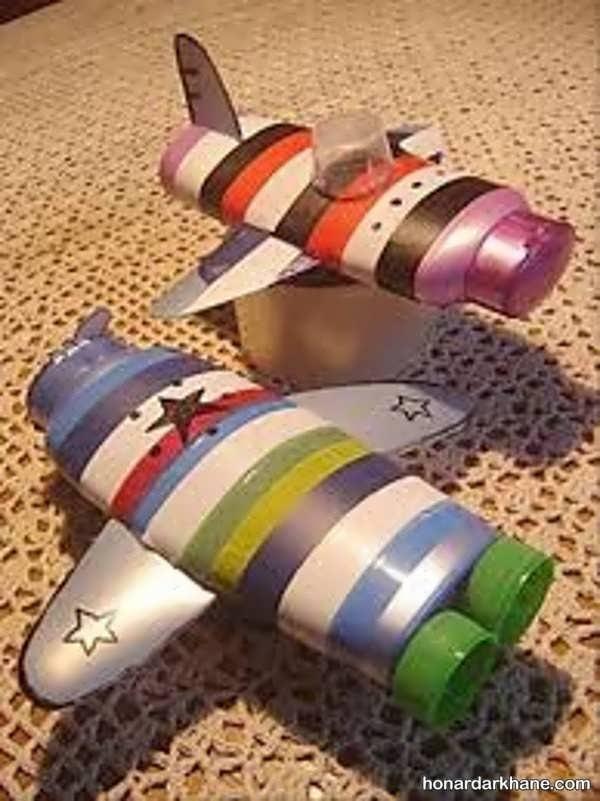 انواع اسباب بازی زیبا با وسایل ساده