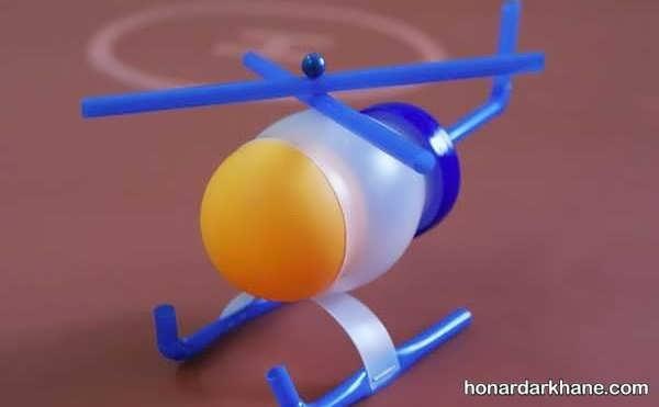 نحوه ساخت اسباب بازی با وسایل ساده