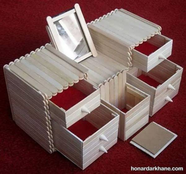 انواع ساخت اسباب بازی جالب و خلاقانه با وسایل ساده