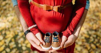 مدل های شیک و جذاب لباس بارداری