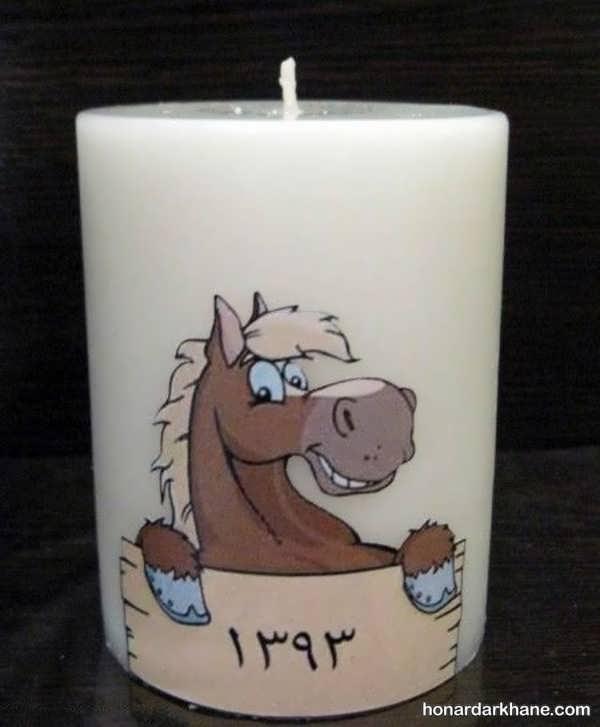 نحوه چاپ تصویر روی شمع در منزل