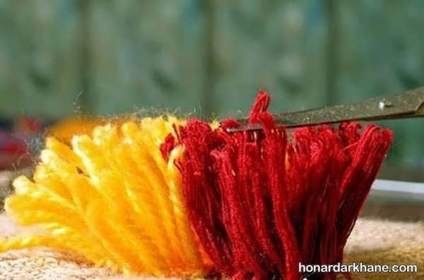 روش درست کردن شبه قالی در خانه
