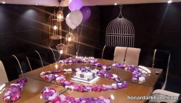انواع ایده های جالب دیزاین شمع برای تولد