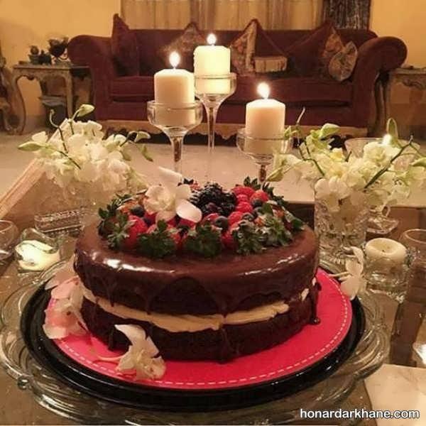 انواع تزیین جالب و جذاب شمع برای تولد