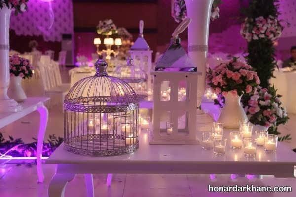 انواع تزیین شیک و جذاب شمع برای جشن تولد