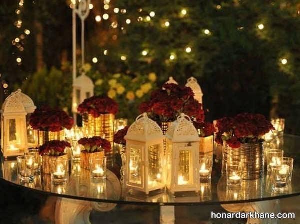 مدل های جالب دیزاین شمع برای تولد