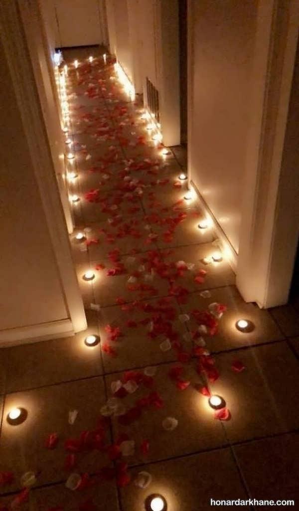 انواع دیزاین بسیار زیبا شمع برای تولد