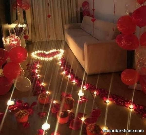 انواع سبک های خاص طراحی شمع برای تولد