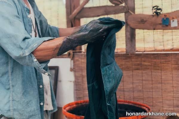 روش رنگرزی لباس در خانه