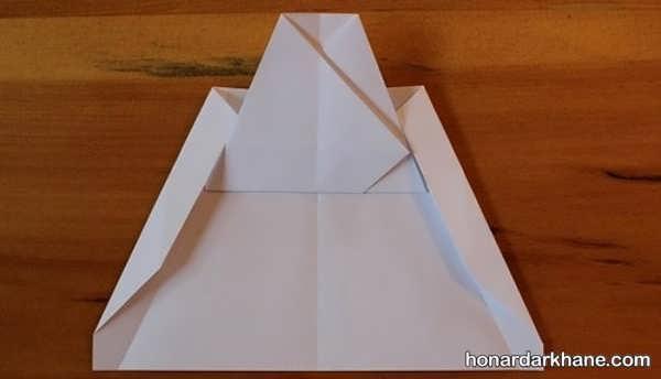 روش ساخت موشک کاغذی جالب