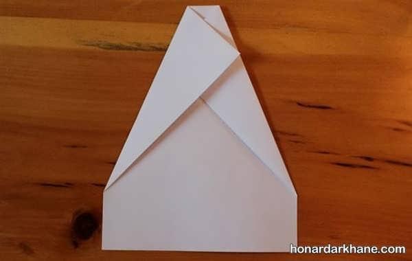 طریقه ساخت موشک کاغذی به روشی ساده