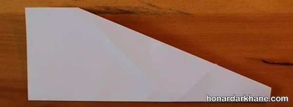 شیوه درست کردن موشک با کاغذ