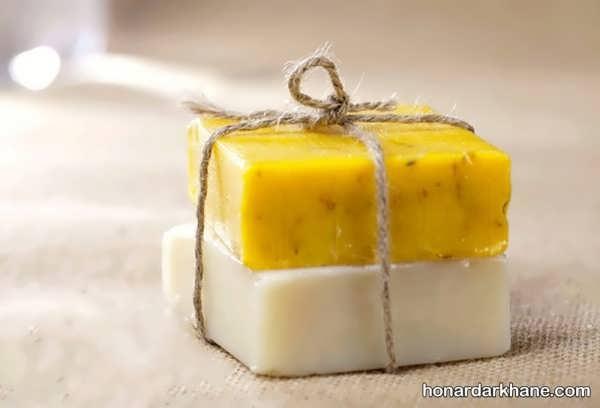 نحوه درست کردن صابون در خانه