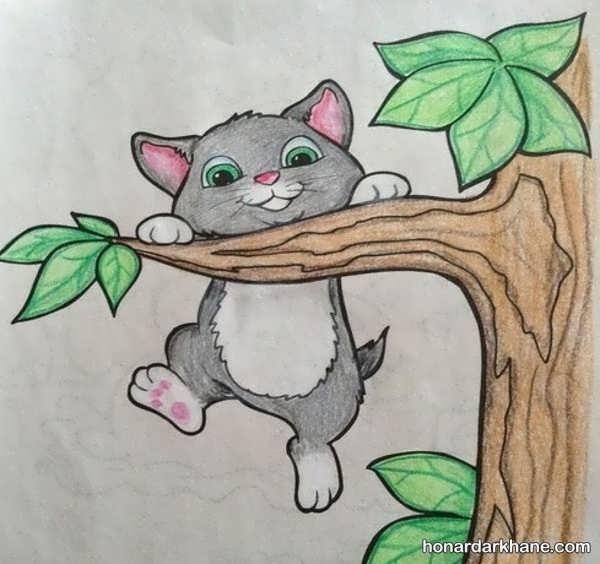 انواع مدل های مختلف نقاشی برای نوجوانان