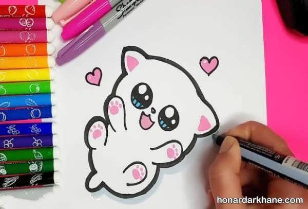 مدل های جالب نقاشی برای نوجوانان