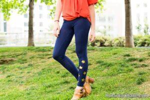 انواع زیبا سازی شلوار جین
