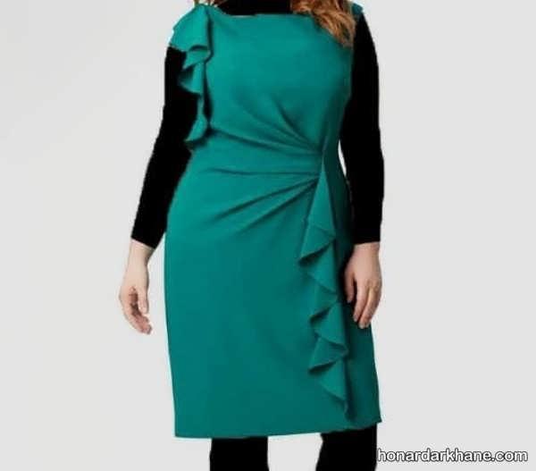 انواع مدل های خاص لباس مجلسی برای افراد میانسال