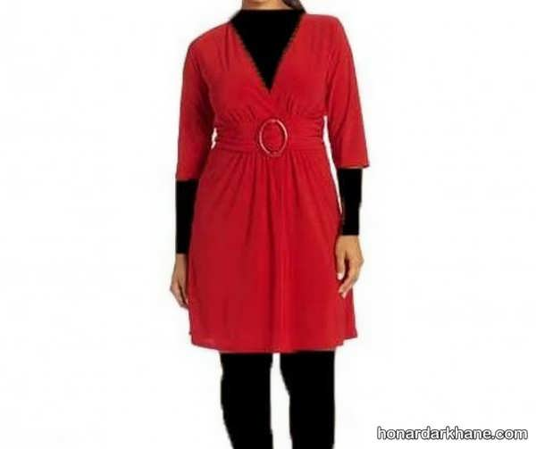 انواع لباس مجلسی کوتاه برای افراد میانسال