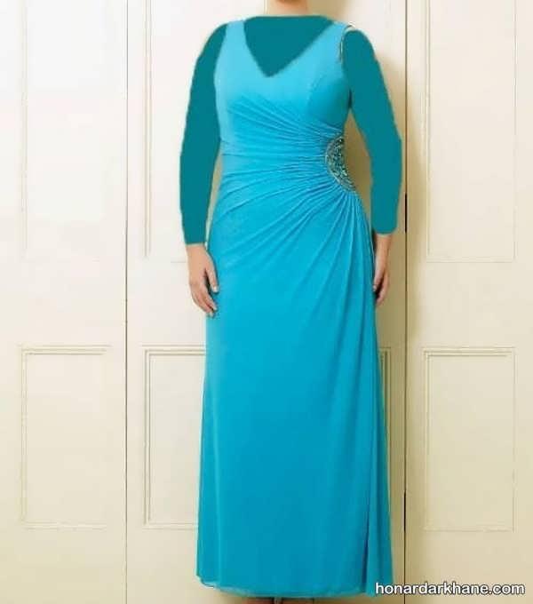 انواع لباس مجلسی خاص برای افراد میانسال