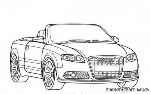انواع ایده های جذاب طراحی اتومبیل
