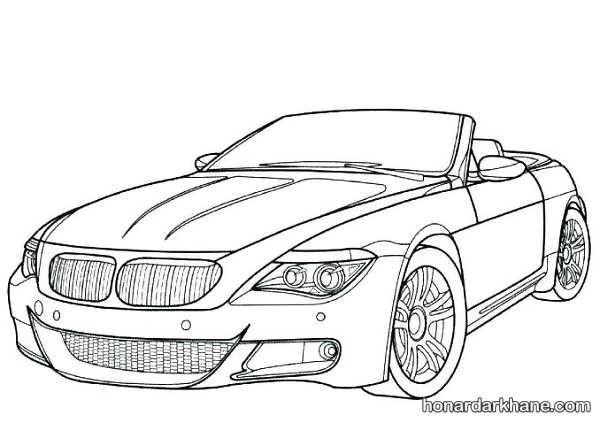 مدل های زیبا و جدید طراحی خودرو