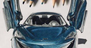 مدل های متنوع و جالب نقاشی ماشین