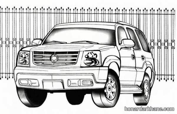 انواع مدل های جذاب طراحی اتومبیل