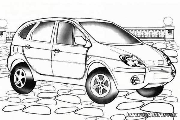 انواع مدل های جدید طراحی خودرو