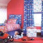 مدل های متنوع و جدید پرده اتاق نوزاد