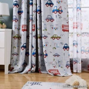 انواع پرده شیک و زیبا اتاق کودک