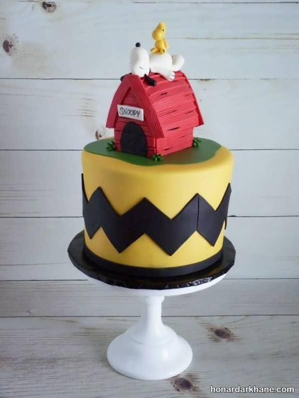 مدل های جدید و خاص کیک تولد پسرانه