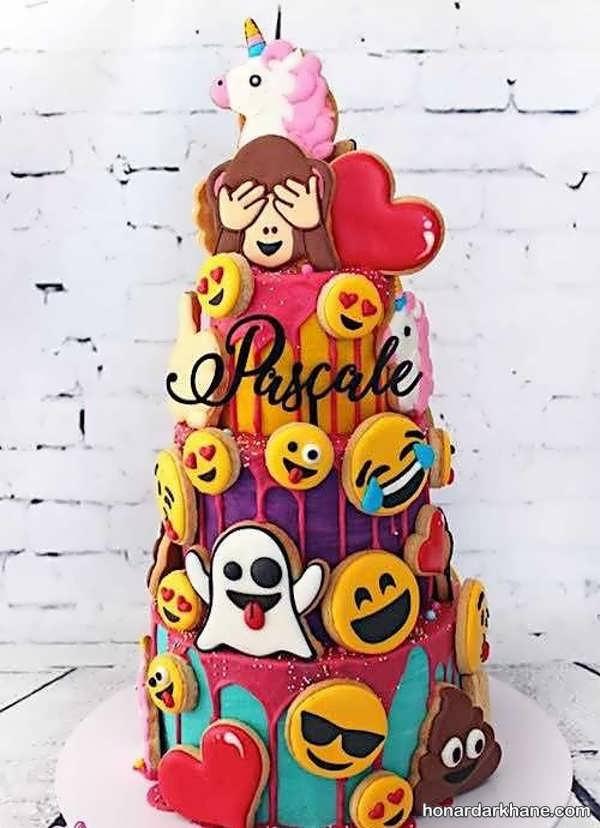 مدل های فانتزی کیک تولد برای پسران