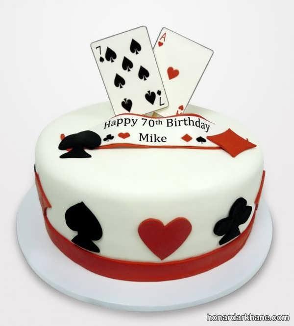 انواع کیک تولد زیبا و خاص برای پسران