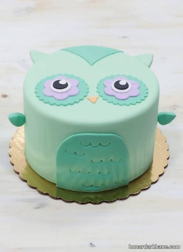 انواع کیک تولد پسرانه در طرح های زیبا