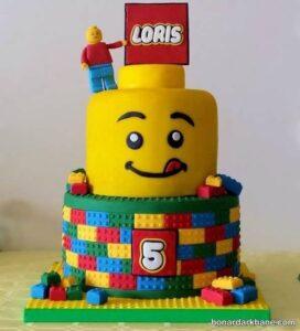 انواع کیک تولد شیک و خاص برای پسران