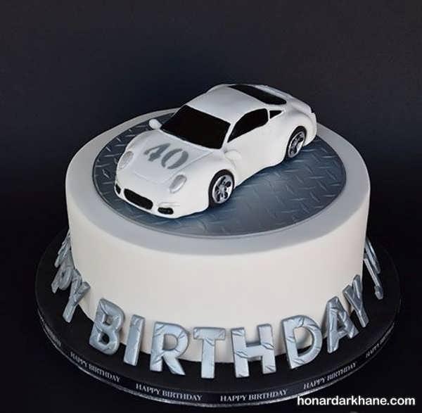 انواع کیک تولد زیبا و جدید برای پسران