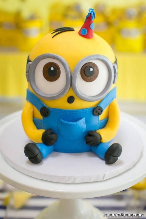 انواع کیک تولد شیک و جالب برای پسران
