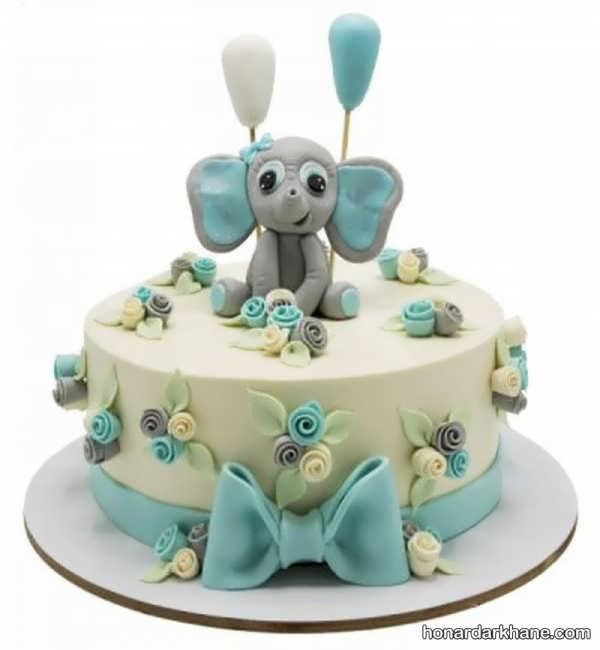 انواع مختلف و جدید کیک تولد پسرانه
