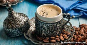 روش تهیه قهوه ترک با طعمی عالی