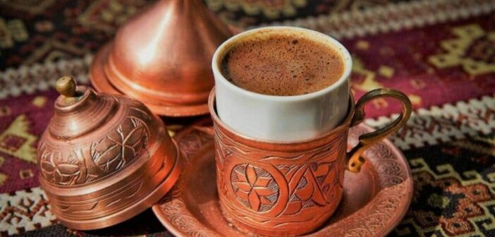 طرز تهیه قهوه ترک اصیل در خانه