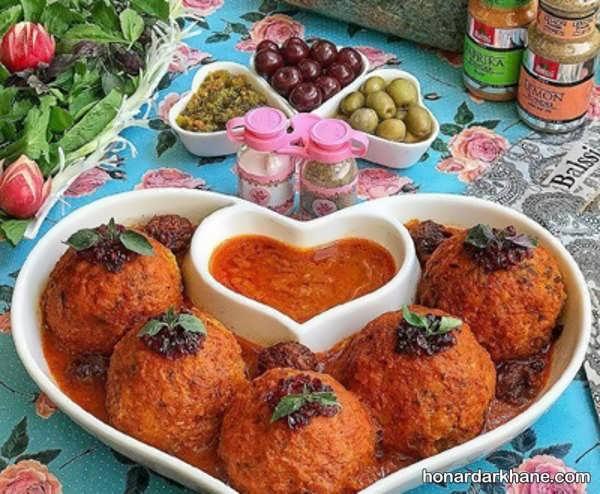 طرز پخت کوفته تبریزی اصل و خوشمزه