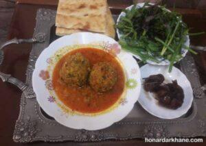 دستور پخت کوفته تبریزی لذیذ