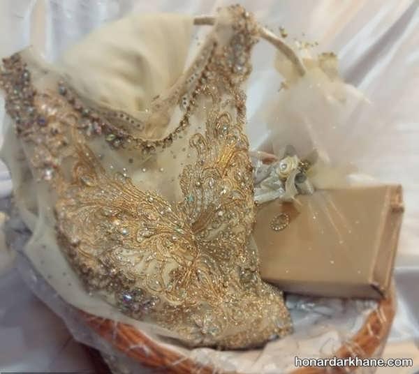 انواع دیزاین جذاب خنچه عروس