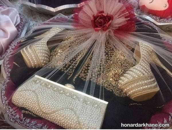 انواع دیزاین شیک خنچه عروس