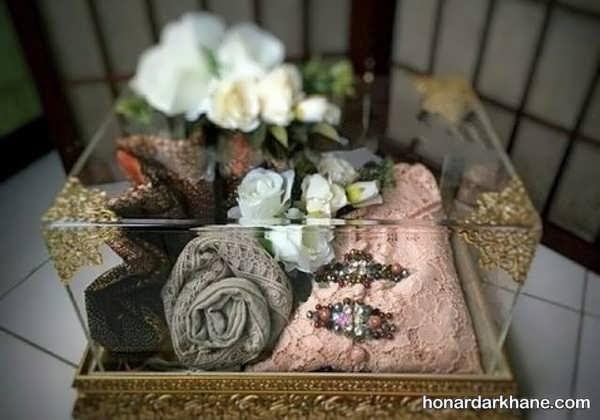 مدل های شیک تزیین خرید عروس
