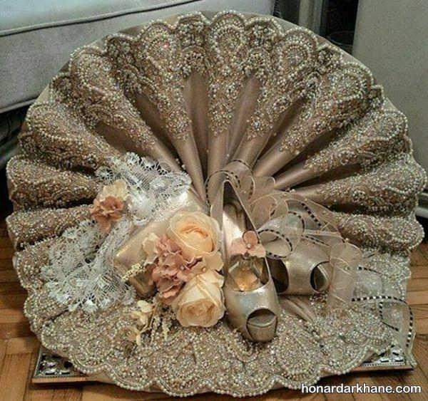 انواع سبک های خاص دیزاین خنچه عروس