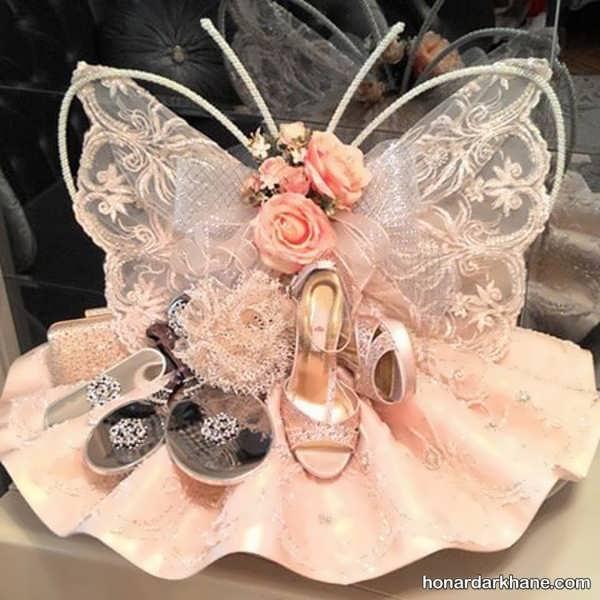 انواع تزیین خاص خرید عروس