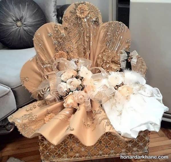 انواع دیزاین زیبا خنچه عروس