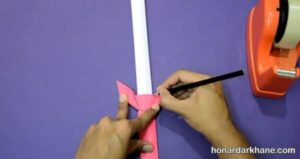 شیوه ساخت شمشیر کاغذی